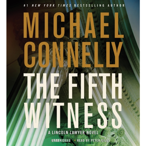 The Fifth Witness  By  cover art