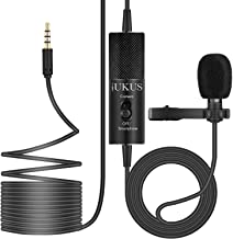 polsen olm-10 omnidirectional lavalier microphone