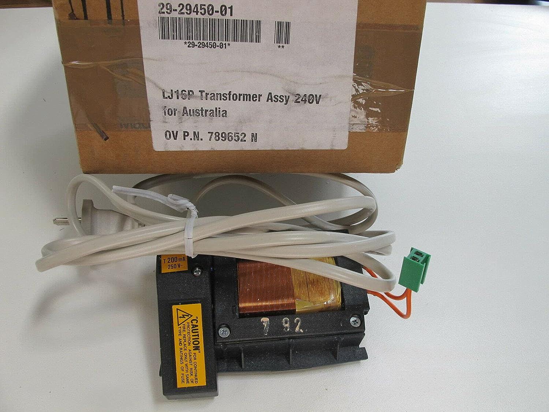 1 Pc of LJ16P Transformer Assy Cheap HZ 60 Rare 50 240V 789652