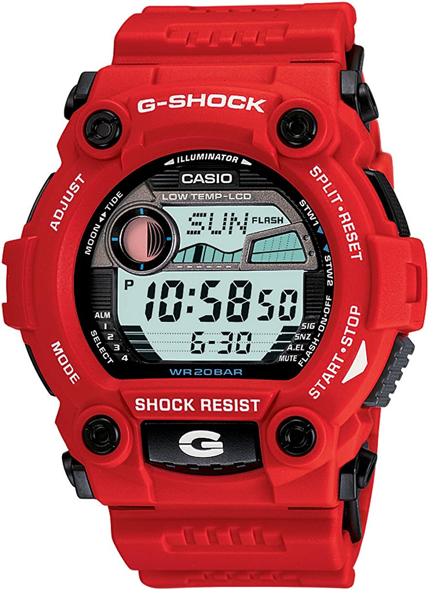 G-Shock Mens Rescue Series G7900