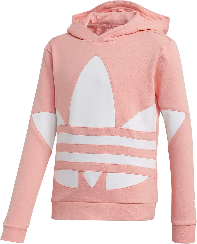 adidas Originals Big Trefoil Hoodie Gd4812 Grade Max 57% OFF Girls School Award
