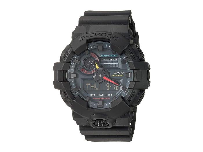 G-Shock  GA-700BMC-1A (Black) Watches