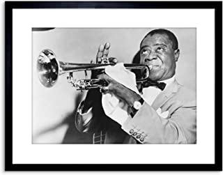 louis armstrong artwork