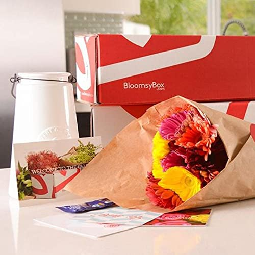 Image of the BloomsyBox - Beautiful Bouquets Subscription: Mixed Flowers