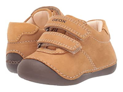 Geox Kids Jr Tutim 21 (Infant/Toddler) (Biscuit) Boys Shoes