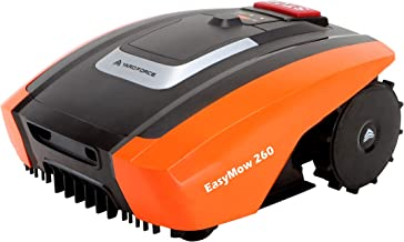 Yard Force EasyMow260 Robotmaaier, geschikt voor maximaal 260 m² zelfrijdende grasmaaier, bediening en eenvoudig te bedien...