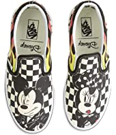 Mickey's 90th Classic Slip-On (Little Kid/Big Kid)