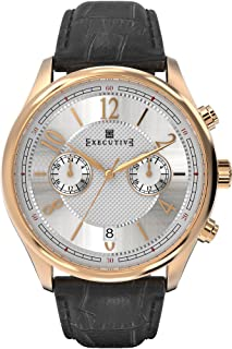 Orologio Executive EX-1006-02 Button Down Uomo