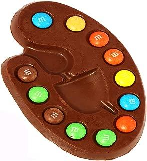Ghasitaram Gifts Holi Gifts Chocolate Colourful Chocolate Gems Pallet