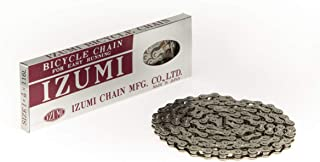 Izumi ES410C Pin Connect 5/6 Speed Chain, 116 Links in 3 Colors