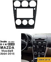 EzoneTronics - Marco de Radio Especial para Mazda 6 2004-2015 Double DIN 10-263 (23 cm)