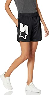 Starter womens Large Logo Mesh Short