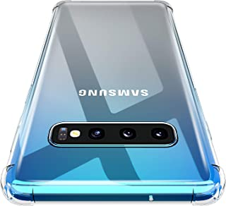 Galaxy S10 Case, AINOYA [HGH-Quality] [Personalized] [Lovely] [Shock Absorption Technology] [Drop Cushion] Raised Bezels Slim Protective Cover for Samsung Galaxy S10