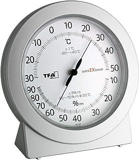 TFA 45.2020 Termoigrometro di precisione 120x115x40 mm