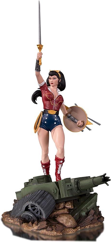 Wonder woman deluxe - statua