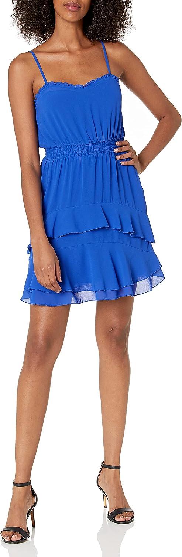 Speechless Women's Sleeveless Sweetheart Neck Dress