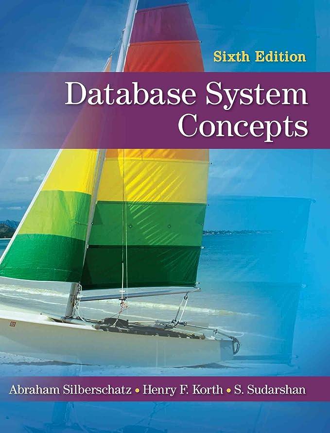 道路ブッシュ芝生Database System Concepts (English Edition)