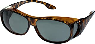 Sunglasses Wear Over Prescription Glasses, Size Medium, Polarized