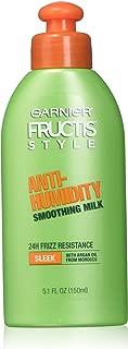 Garnier Fructis Style Anti-Humidity Smoothing Milk 5.10 oz