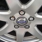 Volvo Original Radkappe Für Leichtmetallfelgen Aus Kunststoff Durchmesser 64mm Original Nr Auto
