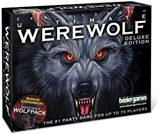 Card Game by AZLERO, One Night Ultimate Werewolf (D)
