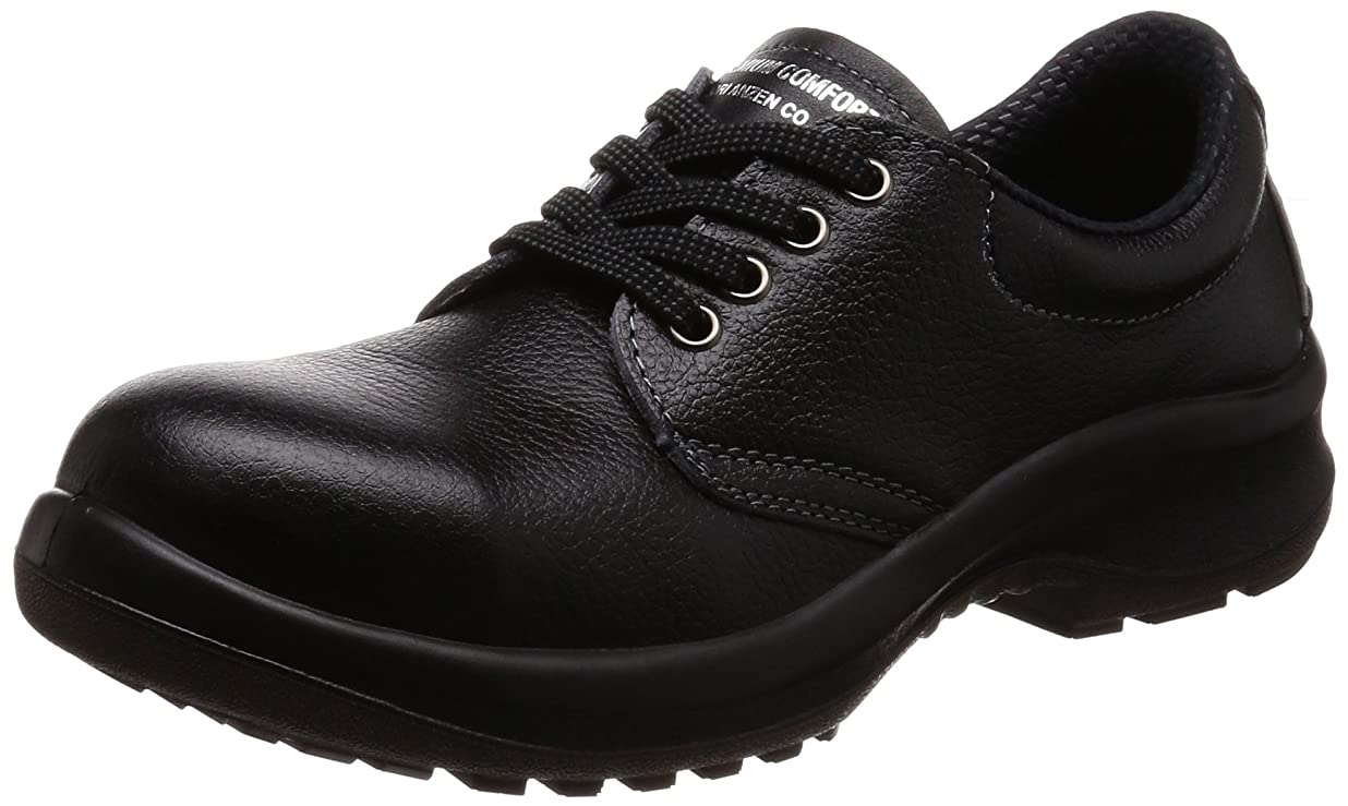 [ミドリ安全] 安全靴 JIS規格 女性用 短靴 プレミアムコンフォート LPM210