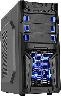 Gaming PC Desktop Computer AMD Ryzen 3 2200G 8GB DDR4 500GB HDD WiFi HDMI