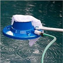 Zwemborstel, Zwembad Vacuümborstel Zwembadreinigingshulpmiddel Onderwaterreiniger voor het reinigen van zwembad, spa's, vi...