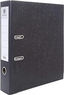 Atlas A4 Box File - Black