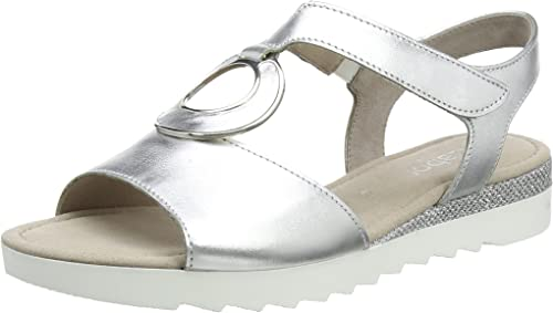 Gabor chaussures chaussures Comfort, Sandales Bout Ouvert Femme  en soldes