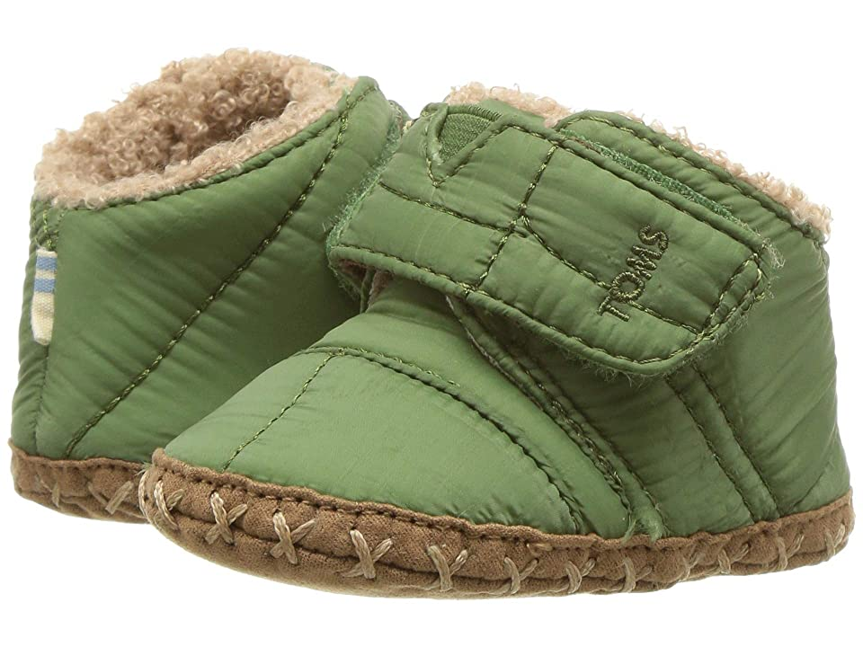 TOMS Kids Cuna (Infant/Toddler) (Light Pine Quilted) Kids Shoes