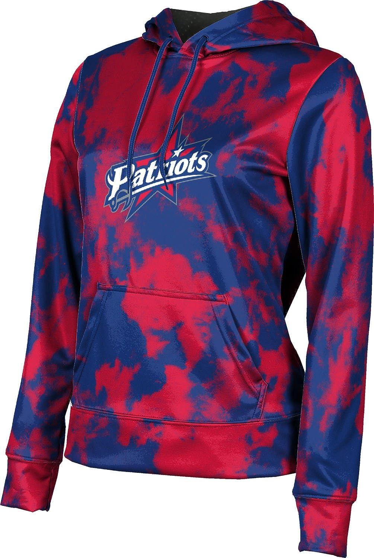ProSphere Francis Marion University Girls' Pullover Hoodie, School Spirit Sweatshirt (Grunge)