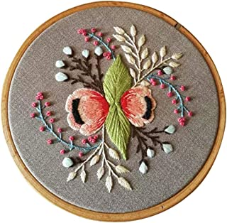 Pure Sun Flowers Silk Ribbon Embroidery 3D Canvas Painting Satin Cross Stitch kit Needlework Handcraft Gift DIY Art Home,Unfinished,Without Circle