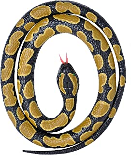 "Wild Republic Rubber Snake, Ball Python Toy, Gifts Kids, 26"""