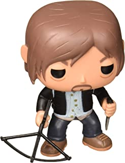 Funko Pop! The Walking Dead: Biker Daryl Vinyl Figure