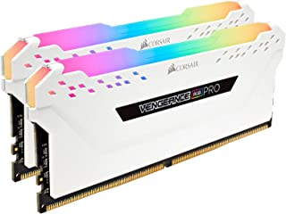 Corsair Vengeance RGB Pro 16 GB (2 x 8 GB) DDR4 3600 (PC4-28800) C18 - Blanco