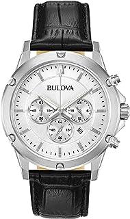 Bulova Men's Quartz Powered Dress Watch (Model: 96B297)