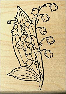 Best lily of the valley rubber stamps Reviews
