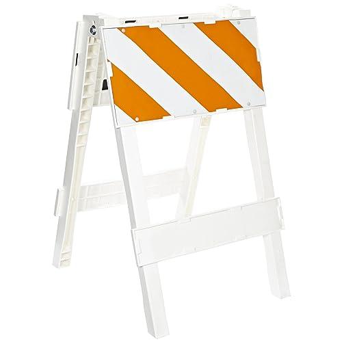 Traffic Barricade: Amazon com