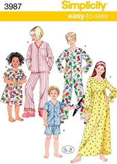 Best free nightgown pattern Reviews