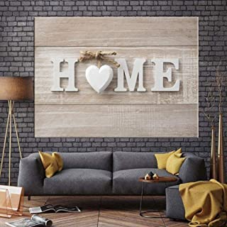 Wall Paintings Style White Home Love Kiss Painting Wall Art Canvas Posters Nordic Prints Decorative Picture Modern Home Be...