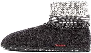 Giesswein Unisex Adults' Baumkirchen Hi-Top Slippers, Grey (Anthrazit), 40 EU, 7 UK