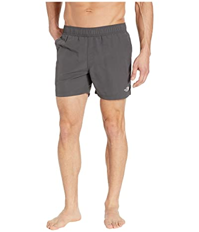 The North Face Class V 5 Pull-On Trunks (Asphault Grey) Men