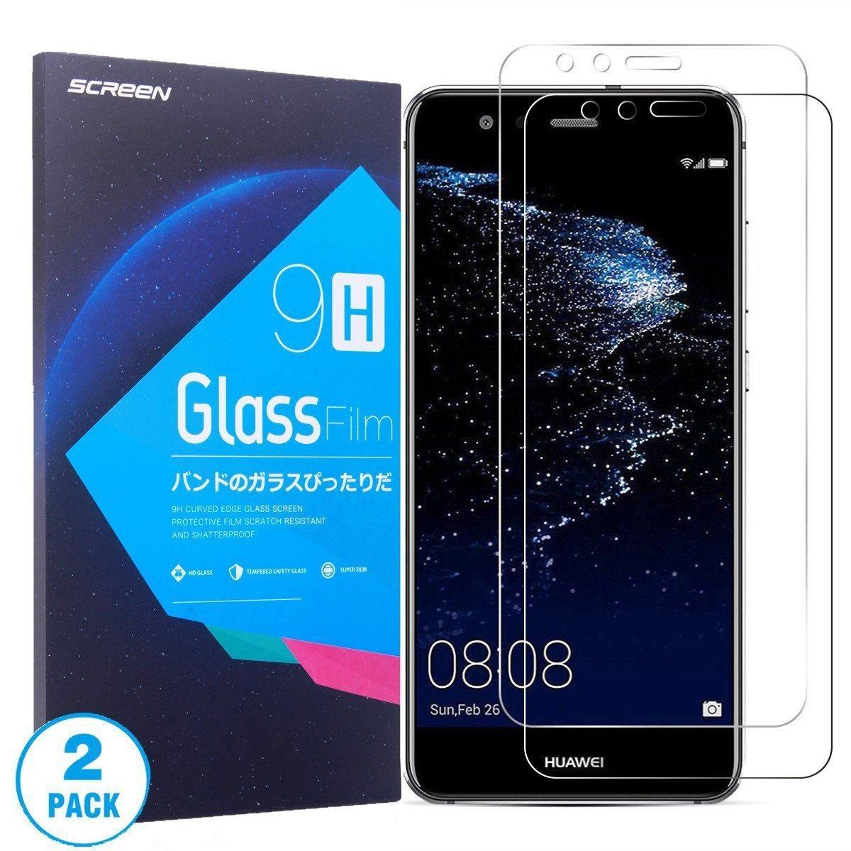 Huawei P10 Lite Protector de pantalla 2.1: Amazon.es: Electrónica