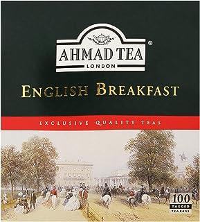 Ahmad Tea English Breakfast, 100Count