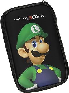 Bigben Interactive 106011 Funda de protección Nintendo Negro - Fundas para consolas portátiles (Funda de protección, Nintendo, Negro, 3DS XL, Resistente a rayones, Resistente a golpes, 50 mm)