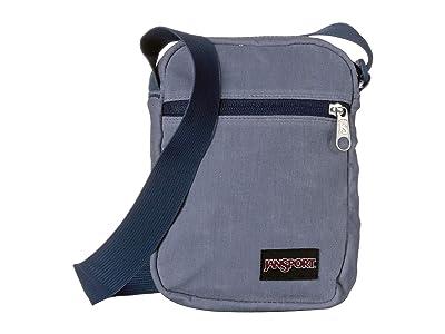 JanSport Weekender FX (Grey Slate Canvas) Bags