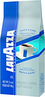 Lavazza Gran Filtro Whole Bean Coffee Blend, Medium Roast Bag, 2.2 Pound (Pack of 1)
