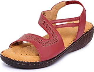TRASE Doctor - Plus Fame Ortho Sandals for Women (Comfortable Doctor Sole)