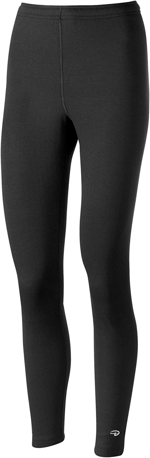 Duofold Women's Varitherm Expedition Weight Bottom KEW4,Black,US S